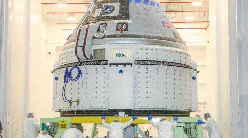 Starliner, pas d'astronautes à bord avant juin 2021