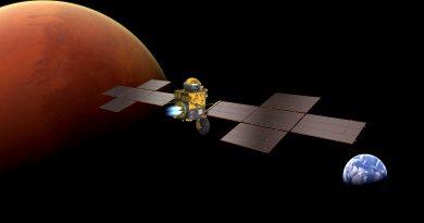 ERO, 1er vaisseau à revenir de Mars en 2031