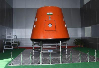 Retard à prévoir pour la capsule Gaganyaan