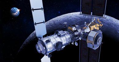 Deux modules européens pour la station Gateway