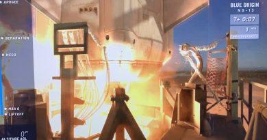 New Shepard teste la technologie nécessaire à l'alunissage