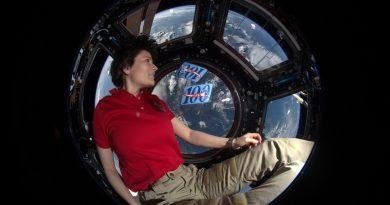 2nd vol sur l'ISS pour Samantha Cristoforetti