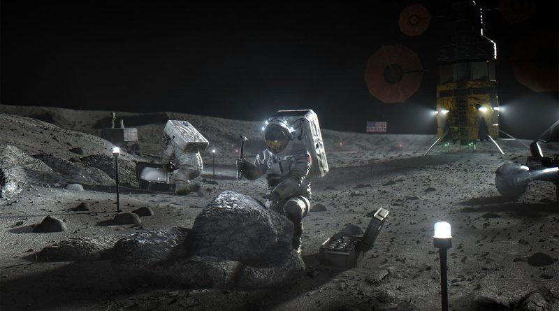Première ébauche pour le budget 2022 de la NASA