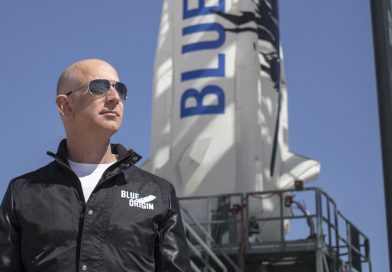 Jeff Bezos embarquera sur New Shepard en juillet