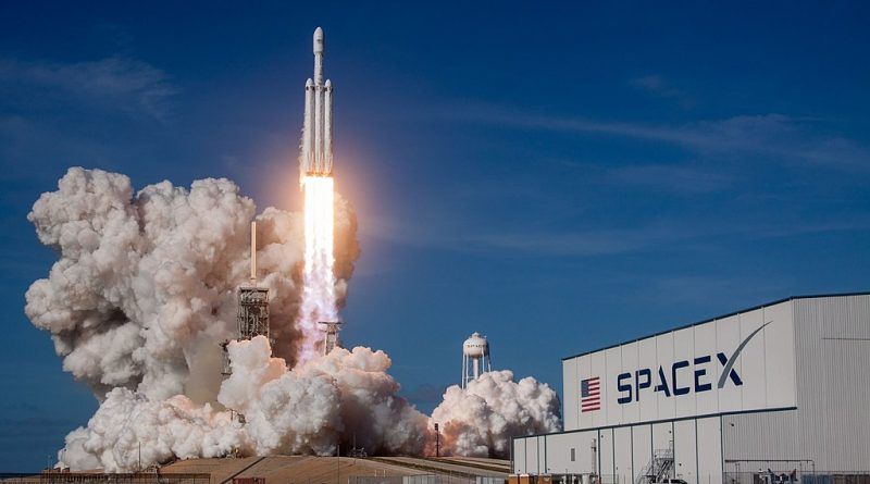 Falcon Heavy lancera la sonde Europa Clipper