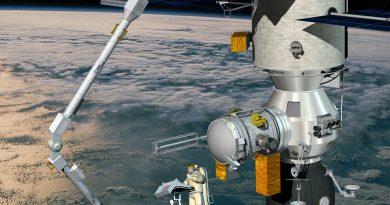 Un nouveau module pour l'ISS