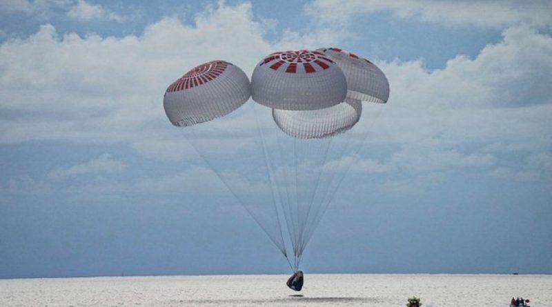 Vols habités : le quasi monopole de Space X