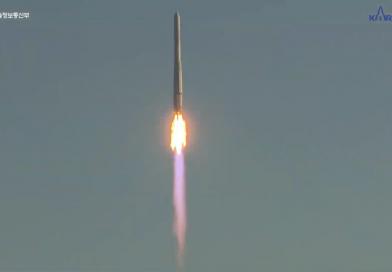Echec de la satellisation pour le lanceur Nuri