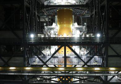 Le 1er ensemble SLS-Orion est raccordé